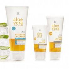 Сонцезахисна серія LR Aloe Vera