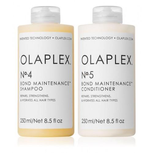 Olaplex набор шампунь и кондиционер система защиты волос 4 5 Bond Maintenance