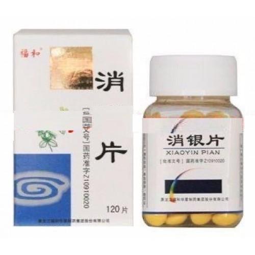 Капсулы Xiaoyin Pian при терапии псориаза и различных кожных недугов