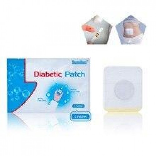Пластырь при сахарном диабете Diabetic Patch 6 штук