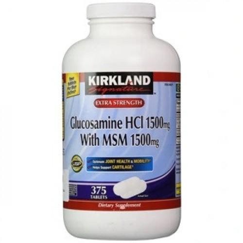 Глюкозамин в таблетках 375 штук