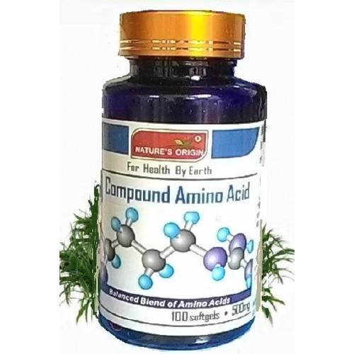 Комплекс аминокислот для хороших мышц