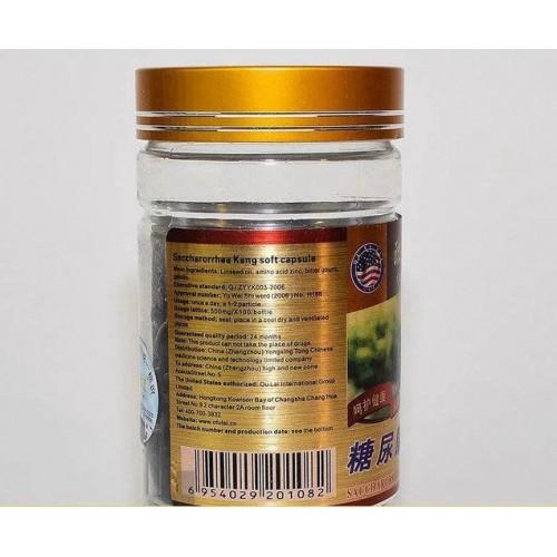 Капсулы для снижения сахара в крови Вековой Восток Ou Fu Lai
