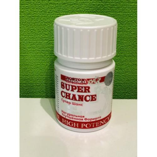 Супер Шанс для повышения потенцииSUPER CHANCE 10 капсул
