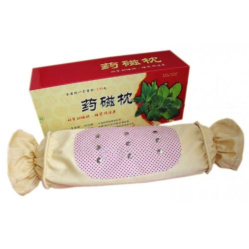 Турмалиновая ортопедическая подушка с травами