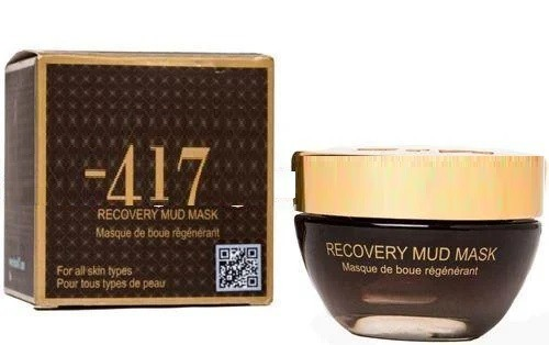 Восстанавливающая грязевая маска с магнитом Minus 417
