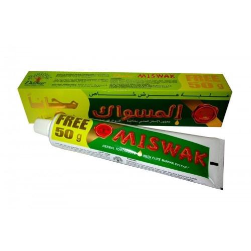Зубная паста Dabur Miswak Египет 170 грамм