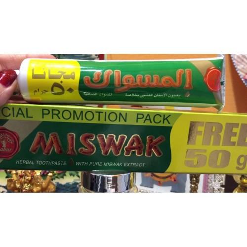 Зубная паста МИСВАК Miswak Египет