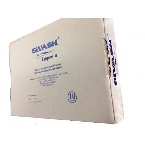 Одноразовые грязевые аппликации SIVASH 10шт 45кг