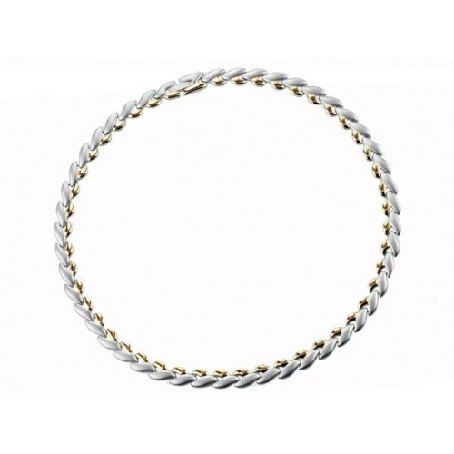 Турмалиновое магнитное ожерелье сердце 3в1 Вековой Восток