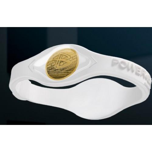 Браслет Power Balance с золотой голограммой турмалиновой Gold Hologram Silicone Wristband