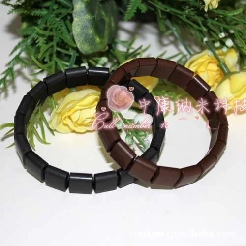 Турмалиновый браслет квадрат турманиевый браслет
