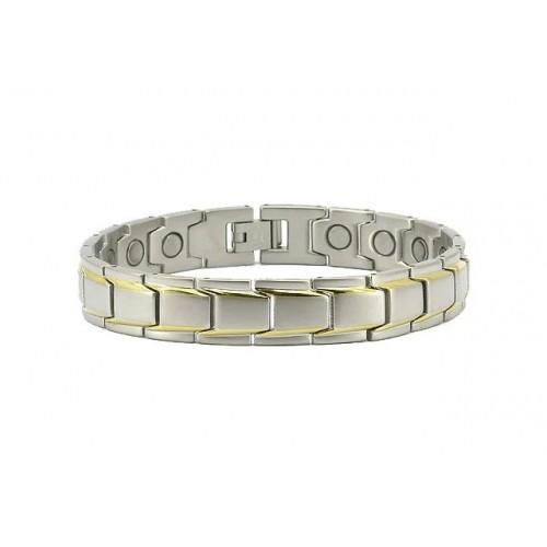 Турмалиновый браслет с магнитами