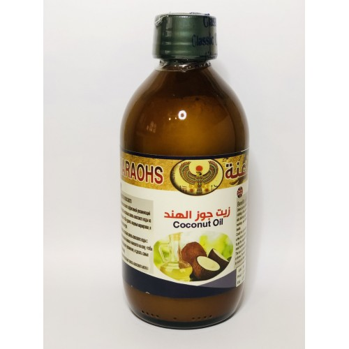 Кокосовое масло натуральное Египетское 300 мл