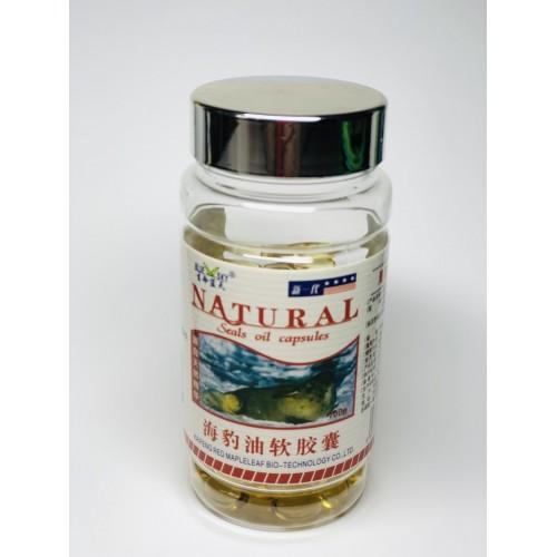 Жир морского котика Омега-3 и Омега-6 Витамины D А Е