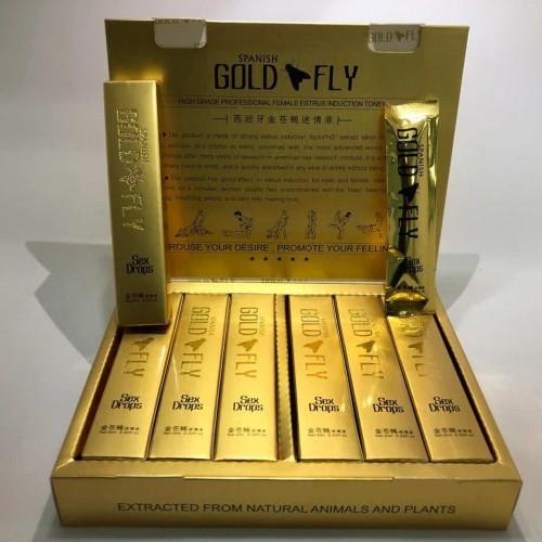 Spanish Gold Fly Голд Флай Шпанская Мушка муха Возбуждающий элексир капли 75 мл