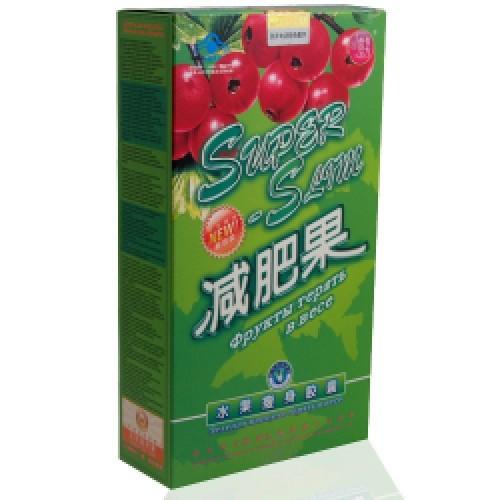 Капсулы для снижения веса Super-Slim Супер-Слим
