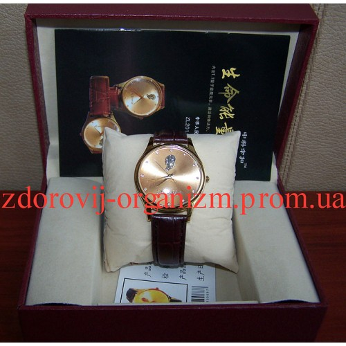 Турмалиновые часы женские для нормализации давления Длина ремешка 20см Вековой Восток