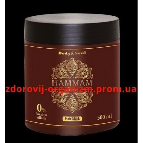 Маска HAMMAM Amber для всех видов волос 500 мл